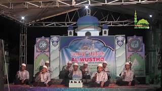 AS SHAULATIYAH Festival Sholawat Al Banjari IRMAP Al Wustho 2016