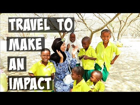 TRAVEL WITH A SOCIAL RESPONSIBILITY| LAMU,KENYA | www.experiencethevillage.com