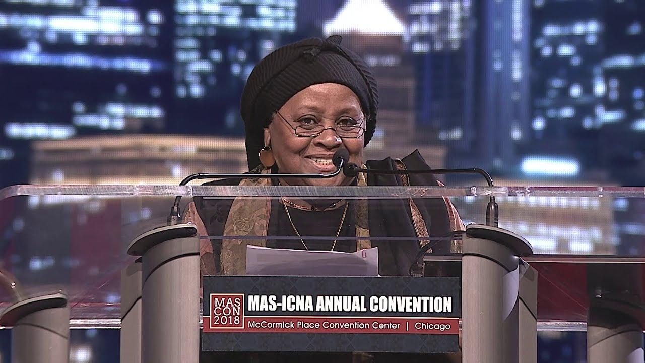 African American Muslims and the Social Justice Movement | Aisha Al-Adawiya #MASCON2018