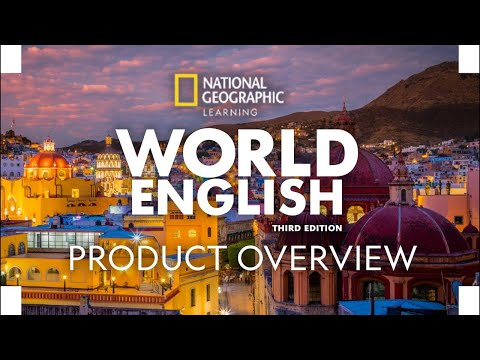 Introducing World English, Third Edition from National Geographic Learning