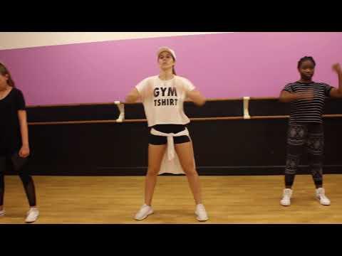 Drummer Boy by Justin Bieber Ft. Busta Rhymes // Cassandra Adair Choreography