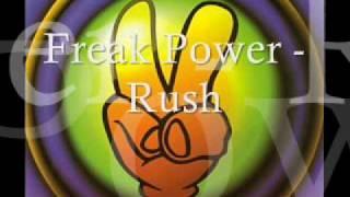 Freak Power - Rush