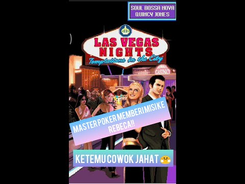 Las Vegas Night : Temptation In The City( Petualangan Rebeca Dibilas Vegas Part 3)    #game#gameloft
