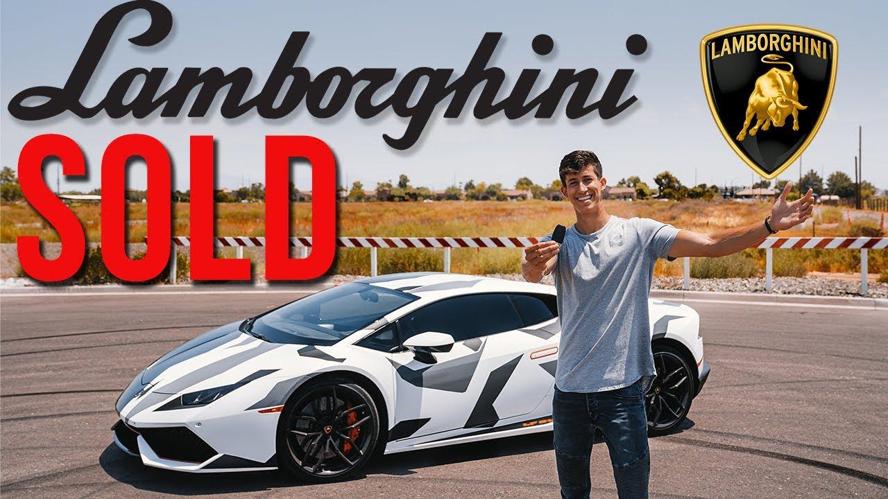 I Sold My Lamborghini (My Story)