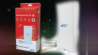 4G LTE Mimo Antenna [UNBOXING]