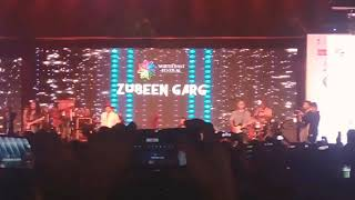 Jaane Kya Hoga Rama Re by Zubeen Garg @ Northeast Festival 2019