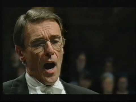 Philip Langridge sings The Dream of Gerontius, Elgar