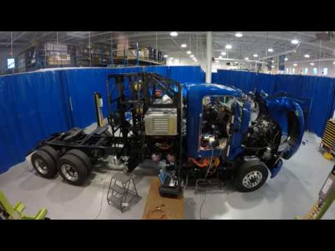 Building the Toyota Portal Hydrogen Semi Truck