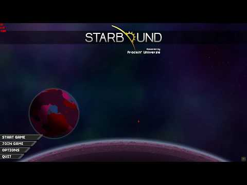 Let's Try Starbound 1.14  With Many Many Mods!!