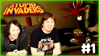 WHO STILL REMEMBERS THIS?! | STUPID INVADERS #1 | DAGames