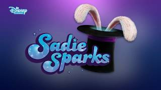 Sadie Sparks  NEW Theme Song  Disney Channel UK