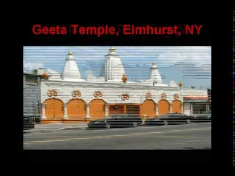 Hindu Communities and Temples in the United States