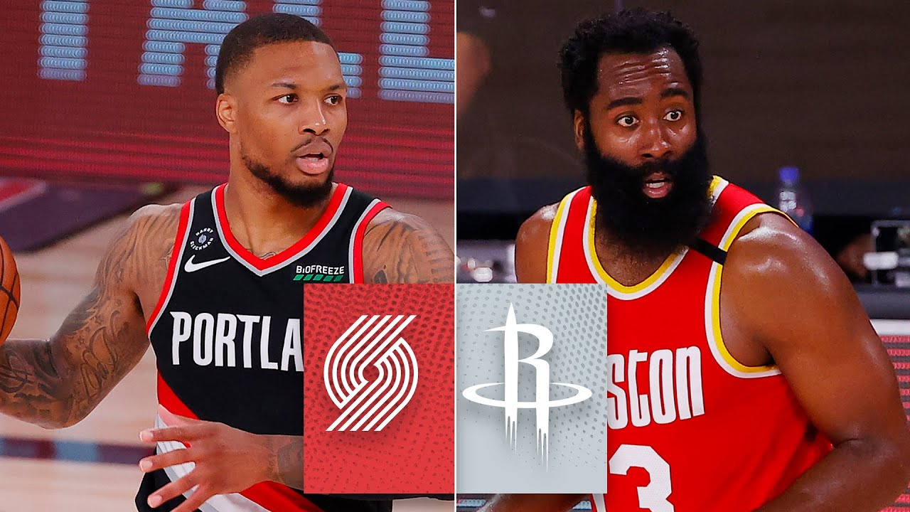Rockets vs. Trail Blazers - Game Recap - August 4, 2020 - ESPN