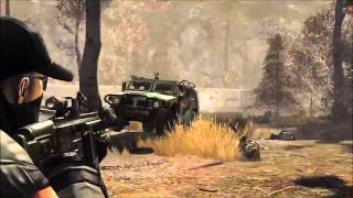Ghost recon future soldier  War is My love, Kendrick lamar