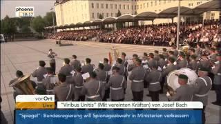 Feierliches Gelöbnis der Bundeswehr  2014