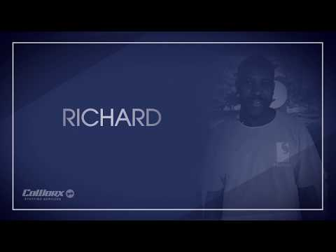 National Staffing Employee Week 2019 - CoWorx Staffing Services Finalist - Richard