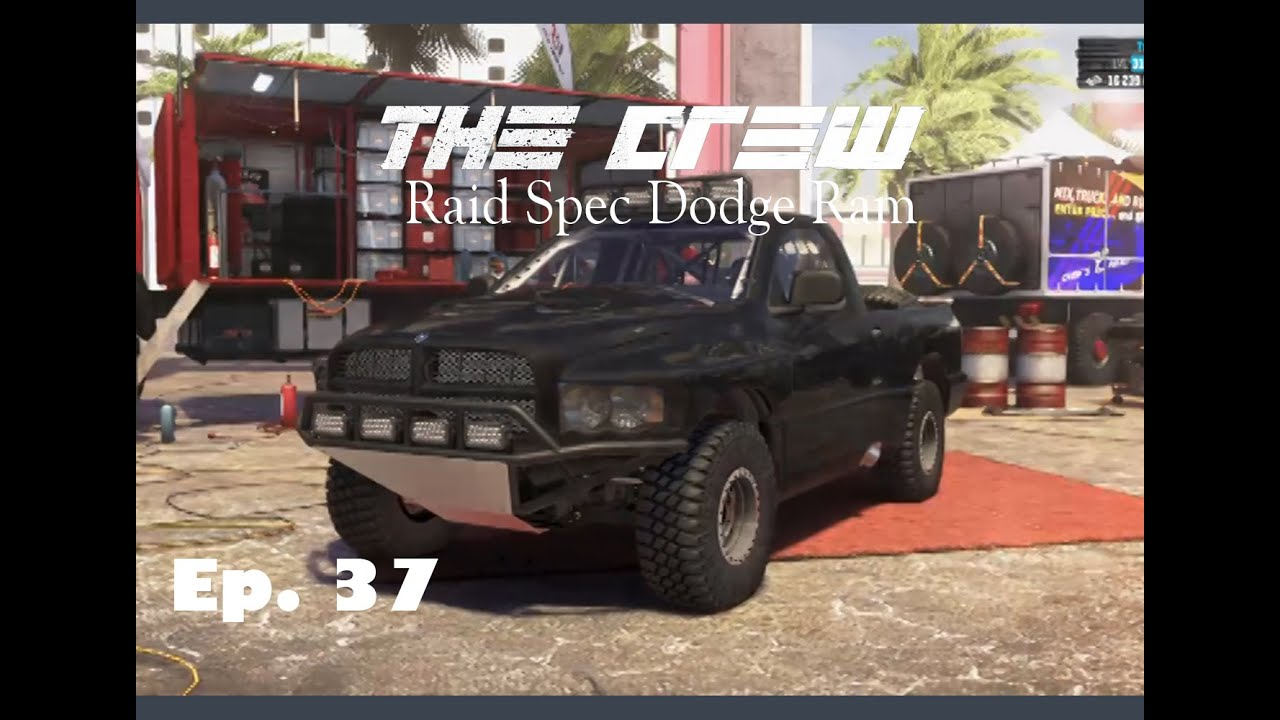 Ram Srt 10 >> The Crew Ep. 37: Raid Spec Dodge Ram (PS4) - YouTube