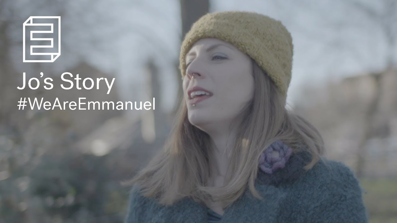 Jo's Story | #WeAreEmmanuel Cover Image