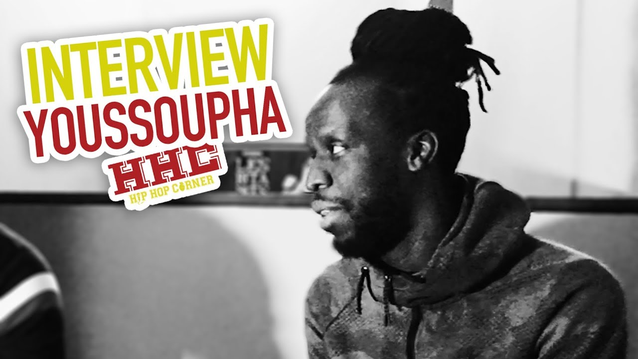 "Youssoupha : L'interview ""Polaroïd experience"""