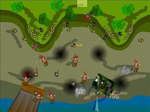 Endless war 3 Gameplay