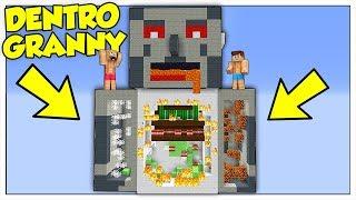 COME SOPRAVVIVERE DENTRO GRANNY LA NONNA! - Minecraft ITA