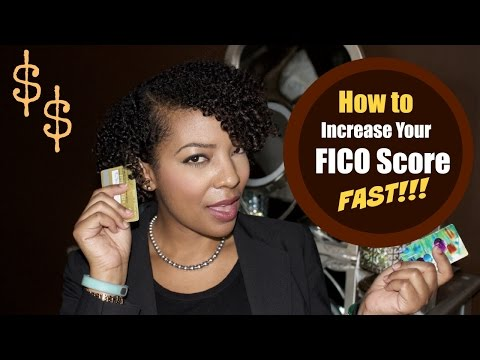 Tips: Increase FICO Score fast!