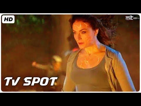 "Dark Phoenix TV Spot ""We're X-Men"" (2019) HD | Mixfinity International"