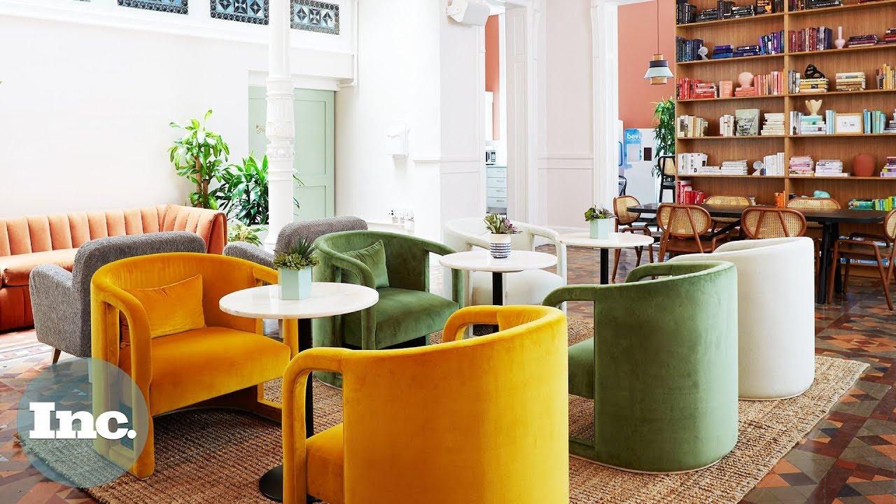 Here Are The Coolest Features From This Year S 10 Most Beautiful Offices Inc Youtube