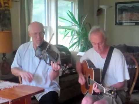 """The Musical Priest"" Irish fiddle, Randy Miller & Roger Kahle"