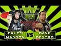 WAW 19th Anniversary Show Part 8 Hangmans Noose Match Calme Manson vs Dave Destro