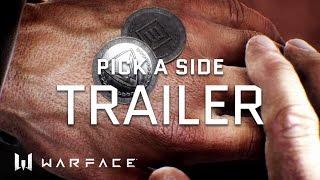 Warface - Trailer - Pick a Side