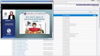 SAÜSEM   4 6 Yaş Grubu Çocuk Eğitimi ve Etkinlikleri Eğitim Portalı Kullanımı 2017 Video