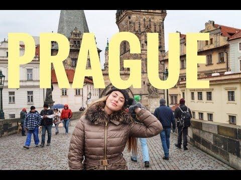 Путешествие в Прагу. Карты в помощь