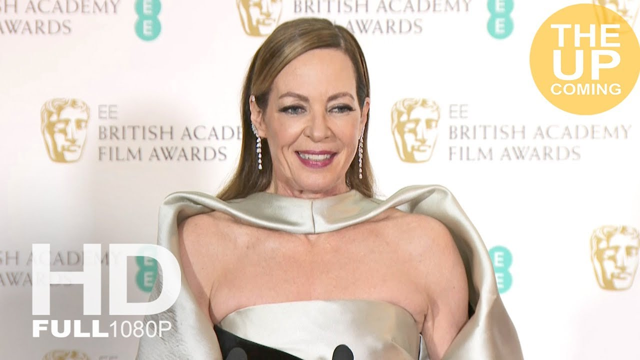 Allison Janney Nudography allison janney: bafta winner supporting actress for i, tonya press  conference