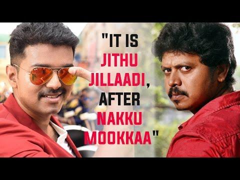 """After Naaku Mukka, It is Vijay's Jithu Jilladi"" - Sridhar Master"