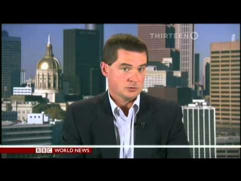 Earth Networks CEO Robert Marshall Discusses Extreme Weather on BBC World News America