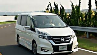 Nissan выпускает минивэн Serena с системой автономного вождения (новости)