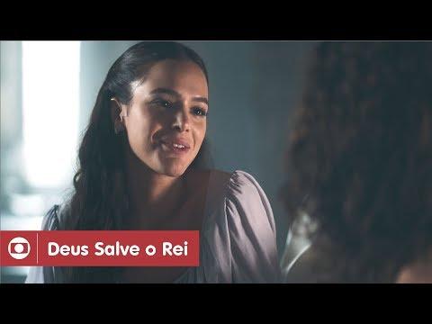 Deus Salve O Rei: capítulo 61 da novela, terça, 20 de março, na Globo