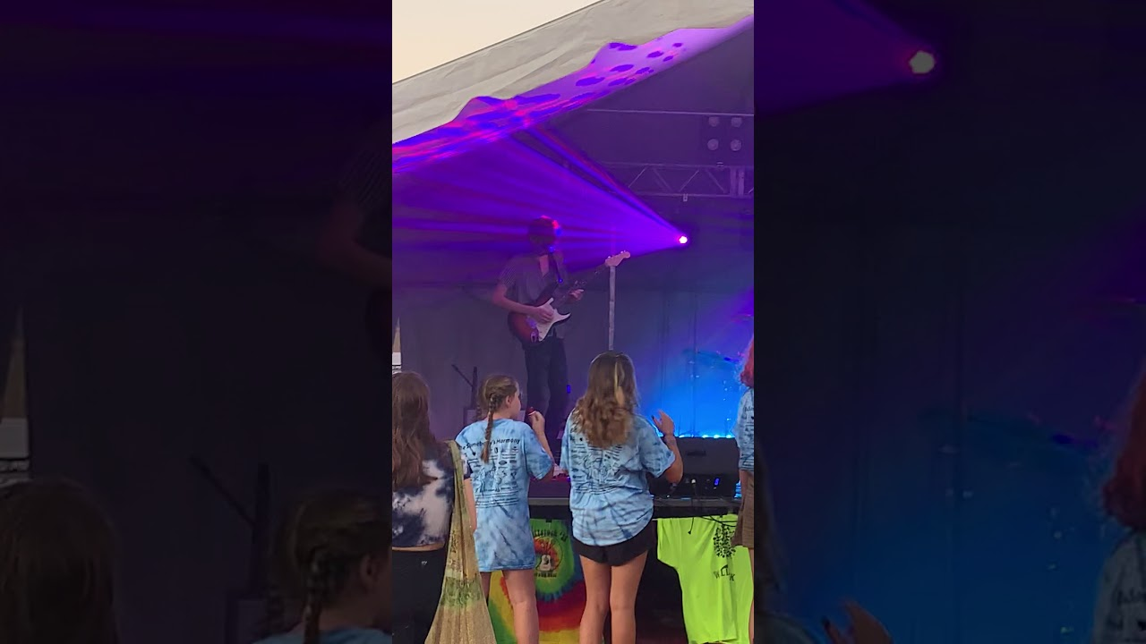 Eyes of The World (Grateful Dead Cover) - Live at Willstock