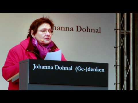 Johanna Dohnal (Ge-)Denken, Ballhausplatz