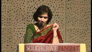 Solstice at Panipat Book launch video 7