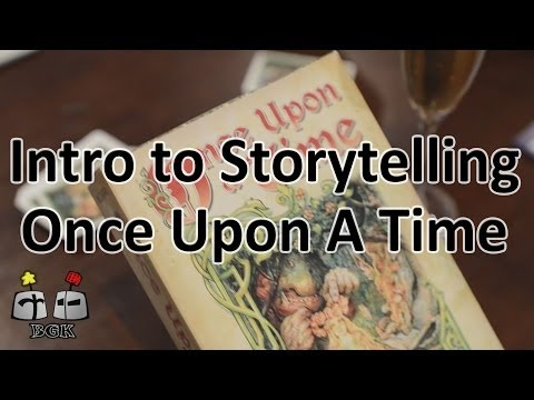 Introduction to Storytelling / Once Upon a Time