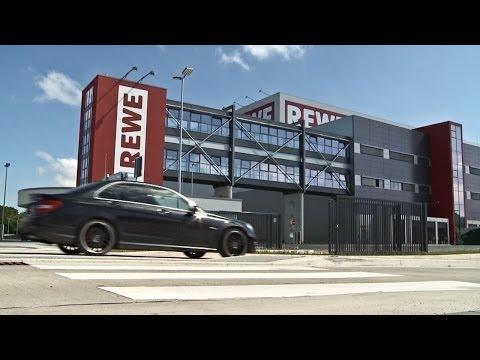 Herzstück Neu-Isenburg - Neues REWE Logistikzentrum eröffnet