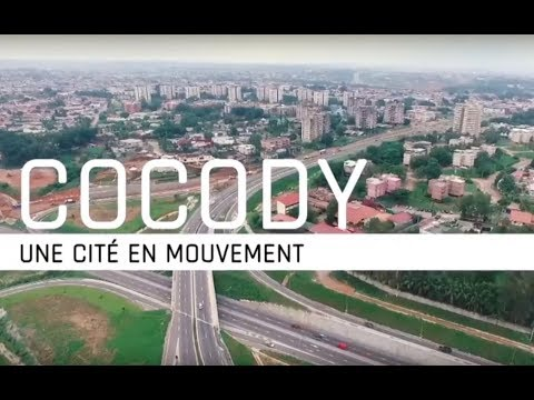 Cocody, une cité en mouvement