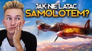 Jak NIE latać SAMOLOTEM? ️