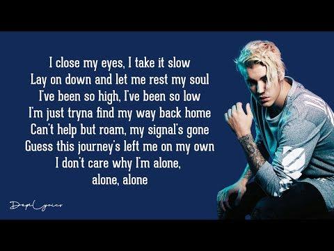 Justin Bieber - Hit The Ground (Lyrics) 🎵