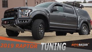 2019 Ford F-150 Raptor Tuning видео. Тест драйв Форд Раптор Тюнинг  2019 на Русском. Авто из США.