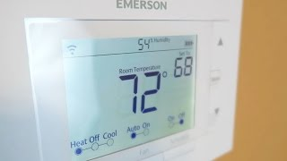 Review: Sensi™ Wi-Fi Programmable Thermostat