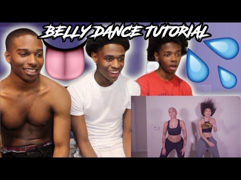 CERAADI BELLY DANCE TUTORIAL (LIT REACTION)🔥😛💦