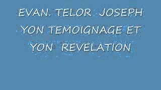 Repeat youtube video evang telor joseph